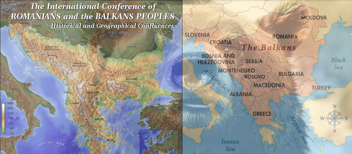 ROMANIANS and the BALKANS PEOPLES